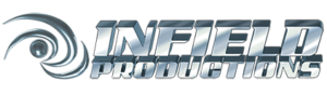 Infield Production Jim Karabin Logo