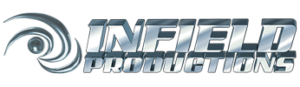 nfield Production Jim Karabin Logo