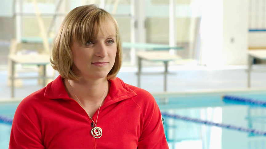 Katie Ledecky profile feature